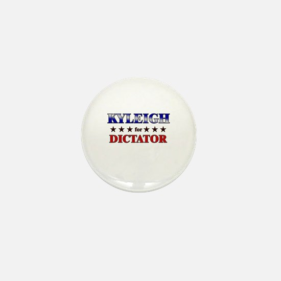 KYLEIGH for dictator Mini Button