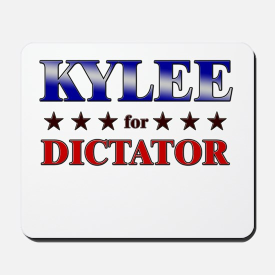 KYLEE for dictator Mousepad