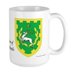 Kingdom of the Outlands Large Mug