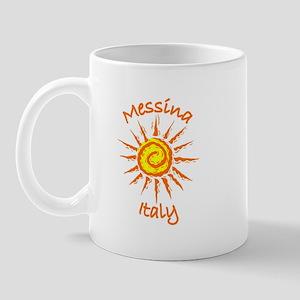 Messina, Italy Mug