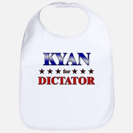 KYAN for dictator Bib