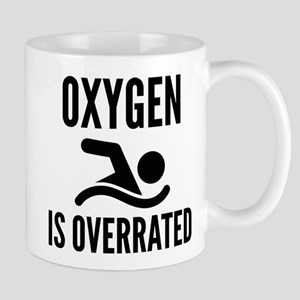 Oxygen Is Overrated Mugs