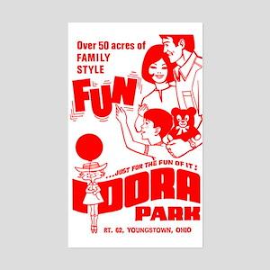 Idora FUN! Rectangle Sticker