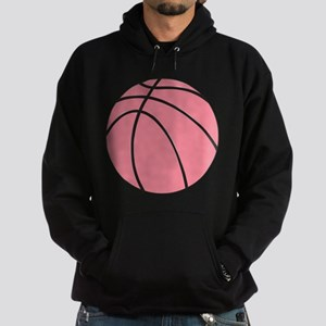 Pink Basketball for Girls Sweatshirt