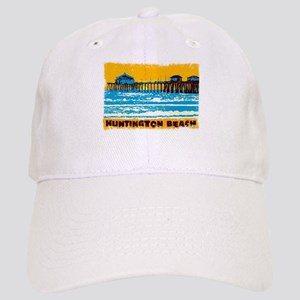 Huntington Beach Pier Cap