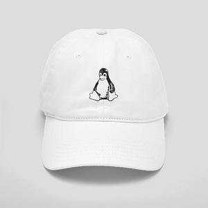 linux tux penguin Cap