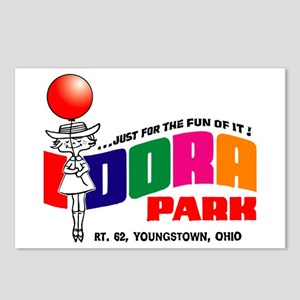 idora park Postcards (Package of 8)