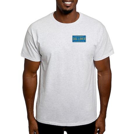 California Dog Lover Light T-Shirt