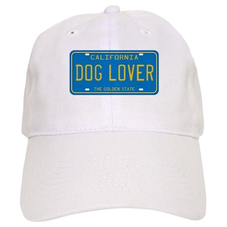 California Dog Lover Cap