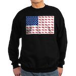 3-NEW-SLED-Flag-of-Sleds Sweatshirt
