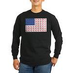 3-NEW-SLED-Flag-of-Sleds Long Sleeve T-Shirt
