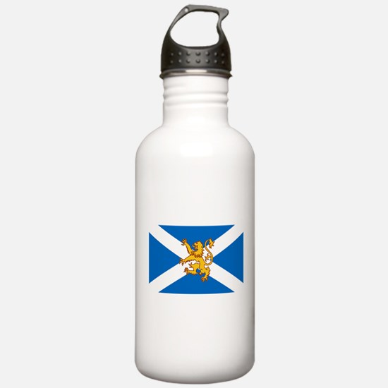 Unique Rampant lion Water Bottle