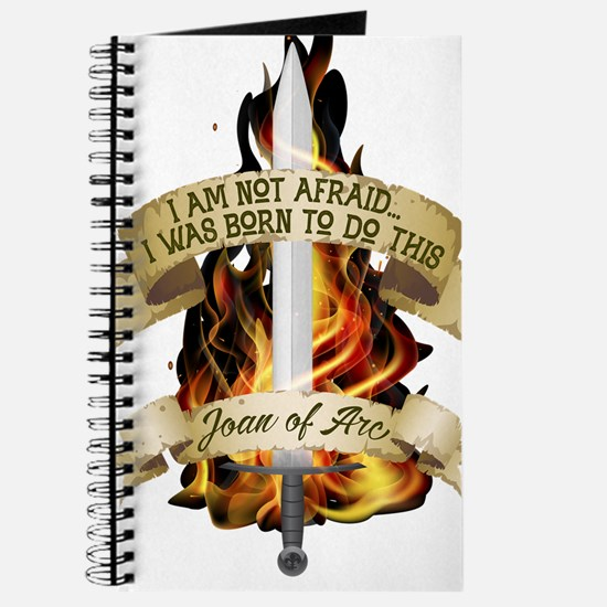 Joan of Arc - Born 2016 Journal