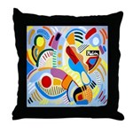 Winnetka Jazz Pillow