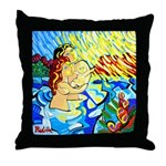 Throw Pillow<br>Birth Of Seth