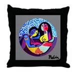 Throw Pillow<br>David & Bathsheba
