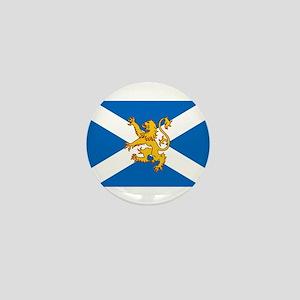 The Lion Rampant of Scotland Mini Button (10 pack)