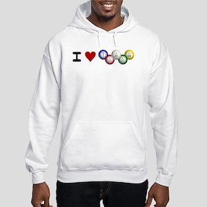 Bingo Hooded Sweatshirt