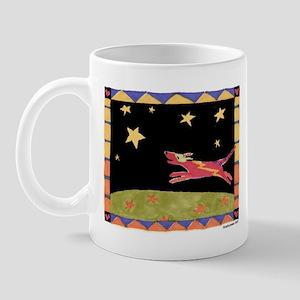 Star Dog Mug
