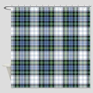 Tartan - Campbell dress Shower Curtain