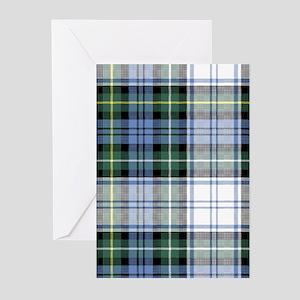 Tartan - Campbell dress Greeting Cards (Pk of 20)
