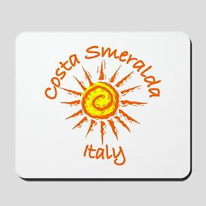 Costa Smeralda, Italy Mousepad