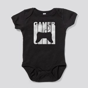Retro Gamer Baby Bodysuit