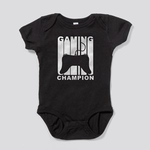 Retro Gaming Champion Baby Bodysuit
