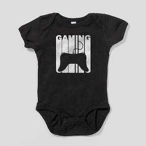 Retro Gaming Baby Bodysuit