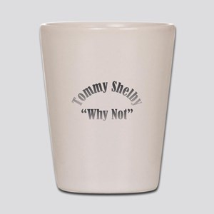 tommy Shot Glass