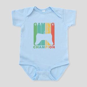 Retro Gaming Champion Body Suit