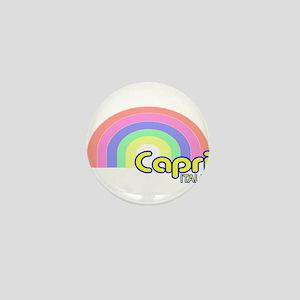 Capri, Italy Mini Button