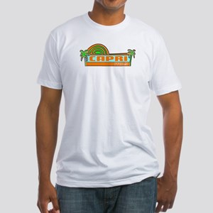 Capri, Italy Fitted T-Shirt