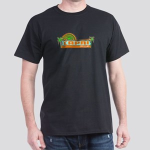 Capri, Italy Dark T-Shirt
