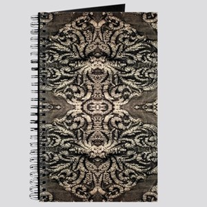 steampunk ornate western country Journal