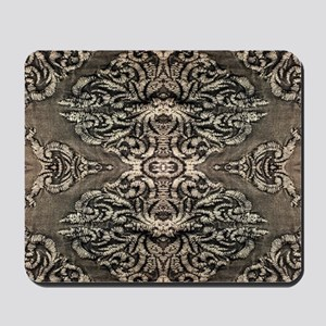 steampunk ornate western country Mousepad