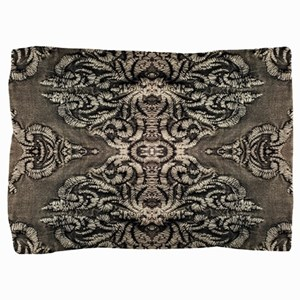 steampunk ornate western country Pillow Sham