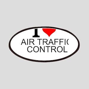 I Love Air Traffic Control Patch