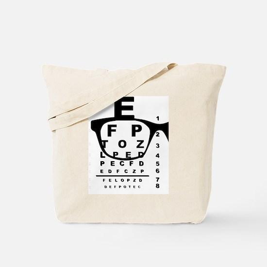 Funny Vision Tote Bag