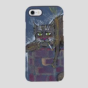 monday hangover iPhone 8/7 Tough Case