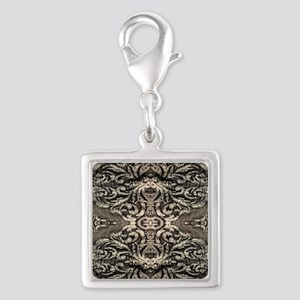 steampunk ornate western country Charms