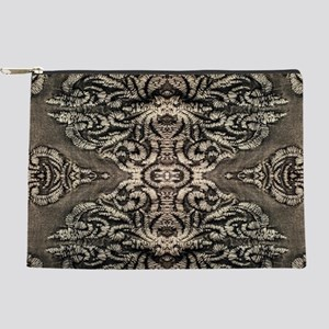 steampunk ornate western country Makeup Bag
