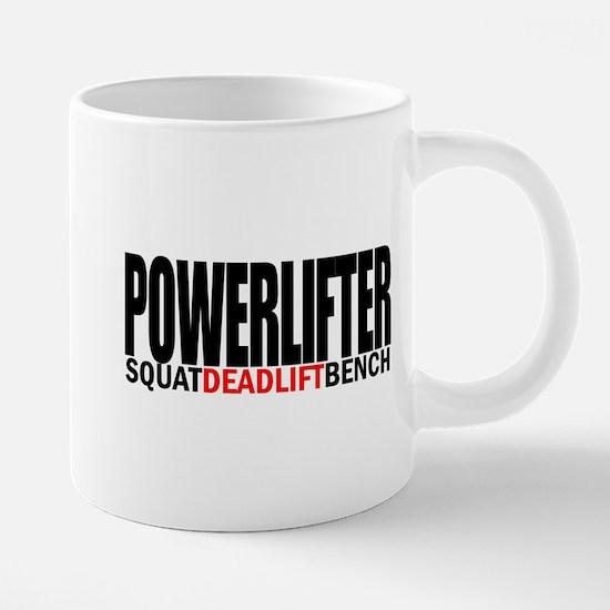 POWERLIFTER Mugs