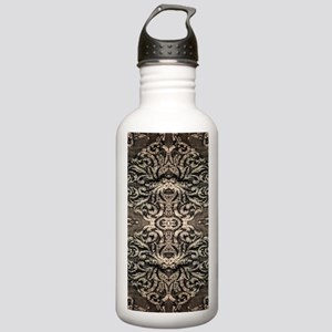 steampunk ornate weste Stainless Water Bottle 1.0L