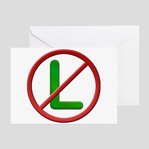Noel No L Greeting Cards (Pk of 10)