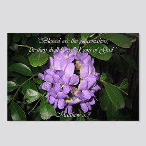 Blessed are the Peacemakers Postcards (8 pk)