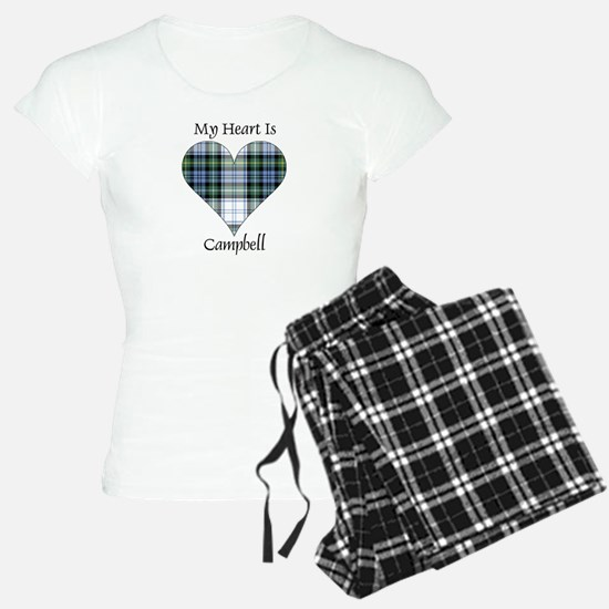 Heart-Campbell dress Pajamas