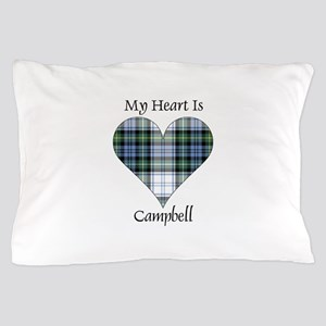 Heart-Campbell dress Pillow Case