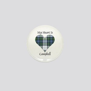 Heart-Campbell dress Mini Button