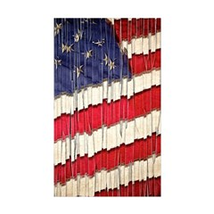 Abstract American Flag Decal